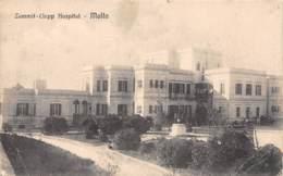 MALTA - Zammit - Clapp Hospital - Malte
