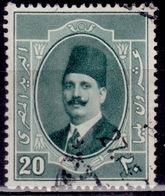 Egypt 1923-24, King Fuad, Sc#99, Used - Egypt