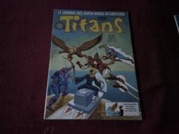 TITANS °   N° 102  ANNEE  1987 - Titans