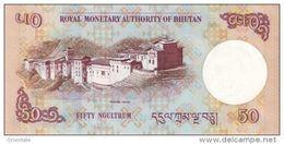 BHUTAN P. 31b 50 N 2013 UNC - Bhoutan