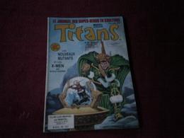 TITANS °   N° 96  JANVIER  1987 - Titans