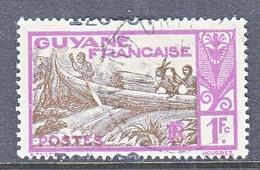 FRENCH GUIANA   133    (o) - Französisch-Guayana (1886-1949)