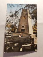 Tamanrasset (le Hoggar) Monument Aux Morts Algérie - Otros