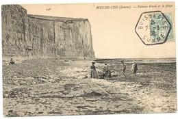 SOMME CP 1906 BOIS DE CISE BUREAU D'INTERETS PRIVES AGENCE POSTALE A GERANCE GRATUITE - 1877-1920: Période Semi Moderne