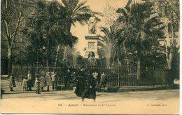-2A-CORSE- AJACCIO -Monument Du 1er Consul   - Collection  L.Cardinali    Pas Courante - Ajaccio