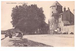NEVERS. La Tour Goguin - Nevers