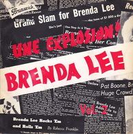 BRENDA LEE - EP - 45T - Disque Vinyle - The Stroll - 10615 - Rock