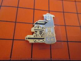 815b Pin's Pins / Beau Et Rare / THEME : MARQUES / COMITE D'ENTREPRISE SS MA LAMPE DE MINEUR CARREAU DE MINE - Markennamen