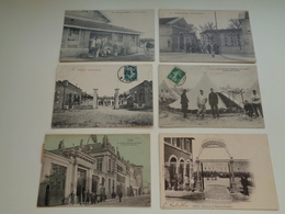 Beau Lot De 20 Cartes Postales De France  Caserne      Mooi Lot Van 20 Postkaarten Van Frankrijk  Kazerne  - 20 Scans - Cartes Postales