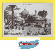 CPA NICE 06 ♥️♥️☺♦♦ LE PALAIS - JETEE PROMENADE  ֎  Peu Commune - Nizza