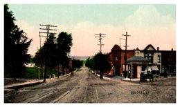 New York  Gloversville  North Main Street - NY - New York