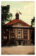 New York  Rome , City Hall - NY - New York