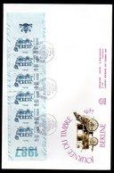 D24 Enveloppe 1er Jour N° BC2469A Dimensions : H : 16.1 Cm L : 24.5 Cm. A Saisir !!! - FDC