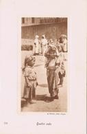 Algérie - Quartier Arabe  - De J. Geiser, Photographe à Alger - Escenas & Tipos