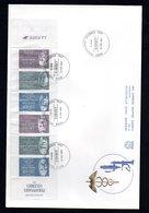 D24 Enveloppe 1er Jour N° BC2460 Dimensions : H : 16.1 Cm L : 24.5 Cm. A Saisir !!! - FDC