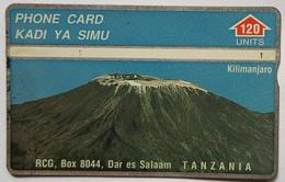 120 Units 510A - Tanzania