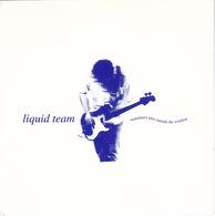 LIQUID TEAM - SP - 45T - Disque Vinyle - Strawberry Pies Outside The Window - Rock