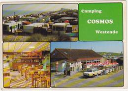 Belgique / Camping COSMOS Westende / 1983 - Westende