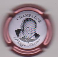 Capsule Champagne FONTAINE Philippe ( 3d ; Contour Rosé ) {S13-20} - Champagne