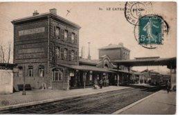 Le Cateau-La Gare - Le Cateau