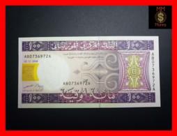 MAURITANIA 100 Ouguiya 28.11.2004  P. 10 A  UNC - Mauritanien
