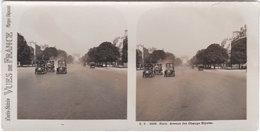 75. PARIS-STEREO. Avenue Des Champs Elysées. 9-3295 - Non Classés