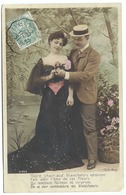 FRANCE 1905: CP De Rebais (S&M) Avec Y&T 111 - Photos