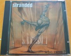 CD PUNK - STRANDED / WHO CARES ? - Punk