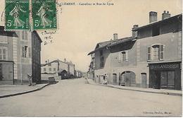 SAINT- CLEMENT - PRES DE MACON -  BOULANGERIE -  CARREFOUR ET RUE DE LYON - Macon