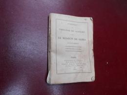 Theatre De Madame  Comedie Vaudeville 1830  Le Médecin De Dames Par MM Scribe Et Mélesville - Théâtre
