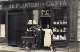 RPCP : Honfleur : Planteur Du Caiffa, Photo D'une Ancienne Carte Postale, 2 Scans - Orte