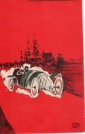 LE MANS / Circuit De La Sarthe 1906, SISZ à La Sortie De Bouloire - Le Mans