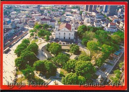 °°° 19877 - BRASIL - MANAUS - IGREJA MATRIZ - 1998 °°° - Manaus