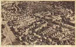 CENTRE OF  TUNBRIDGE WELLS FROM THE AIR   RV - England