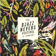 D'JAZZ NEVERS FESTIVAL # 31 - CD - Jazz