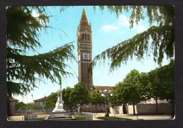 Italie - TREZZO D'ADDA -  ( Ediz. P. Cittadini N° 1378 ) Eglise Et Monument - Milano (Milan)