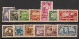 Syrie - 1925 - N°Yv. 154 à 166 - Série Complète - Neuf * / MH VF - Siria (1919-1945)