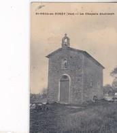 83 / SAINT PAUL EN FORET La Chapelle Saint Joseph - Sonstige Gemeinden