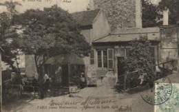 75 - Seine - Paris - Vieux Montmartre - Cabinet Du Lapin Agile - D 7011 - Distrito: 18
