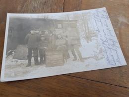 AUS DEM FELDE - MENUE-KARTE AUF TAFEL - MORGEN- MITTAG- ABEND-KOST - DRESDEN - 1917 - Krieg, Militär