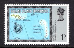 1975 - BRITISH INDIAN OCEAN TERRITORY - Mi  82 - NH -  (CW1822.38) - Francobolli