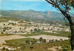 ROQUEFORT LA BEDOULE Vue Generale Du Village 27(scan Recto-verso) ME2608 - Otros Municipios