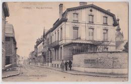 CHIMAY (Hainaut) - Rue De L'Athénée - Chimay