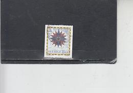 SVEZIA 1997 - Unificato 1990° - Cartografia - Svezia