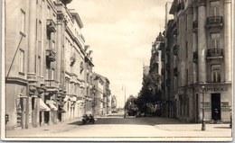 ESTONIE - CARTE PHOTO - Une Rue à Situer - Estonie