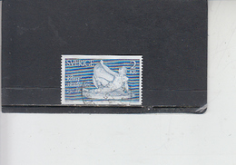 SVEZIA 1985 - Unificato 1329° -  Belle Arti - Svezia