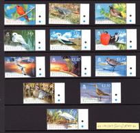 2004 - BRITISH INDIAN OCEAN TERRITORY - Mi  340/351 - NH -  (CW1822.39) - Francobolli