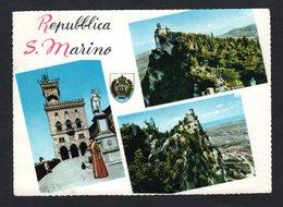 République De Saint-Marin - Multi-vues  N° 725 / F Rotalfoto - Saint-Marin