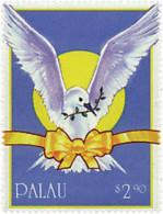 Ref. 44914 * NEW *  - PALAU . 1991. PEACE IN THE MIDDLE  EAST. PAZ EN EL PROXIMO ORIENTE - Palau