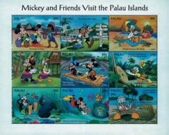 Ref. 233182 * NEW *  - PALAU . 1994. MICKEY AND HIS FRIENDS VISIT THE PALAU ISLANDS. MICKEY Y SUS AMIGOS VISITAN LAS ISL - Palau